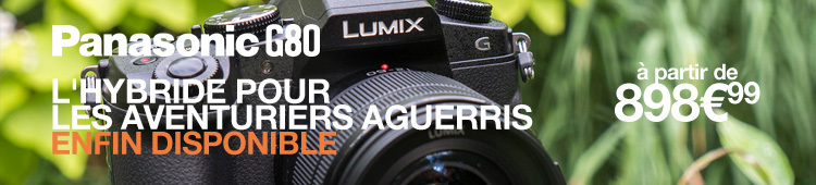 Lumix g80 - Categ