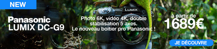 Categ - Panasonic G9