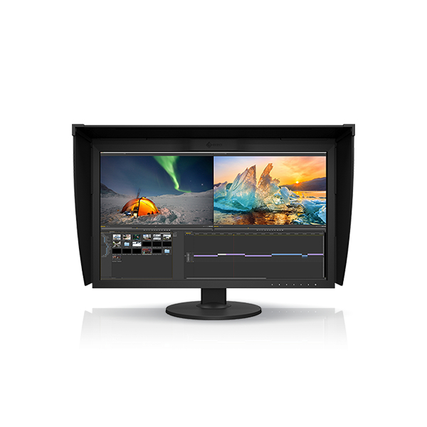 "Moniteur ColorEdge CG279X 27"" + ColorNavigator + Sonde + Casquette"