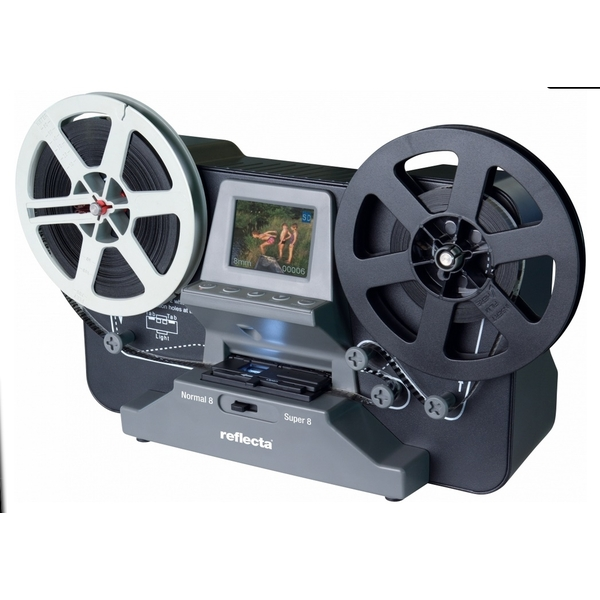 Scanner de films 8mm et Super 8