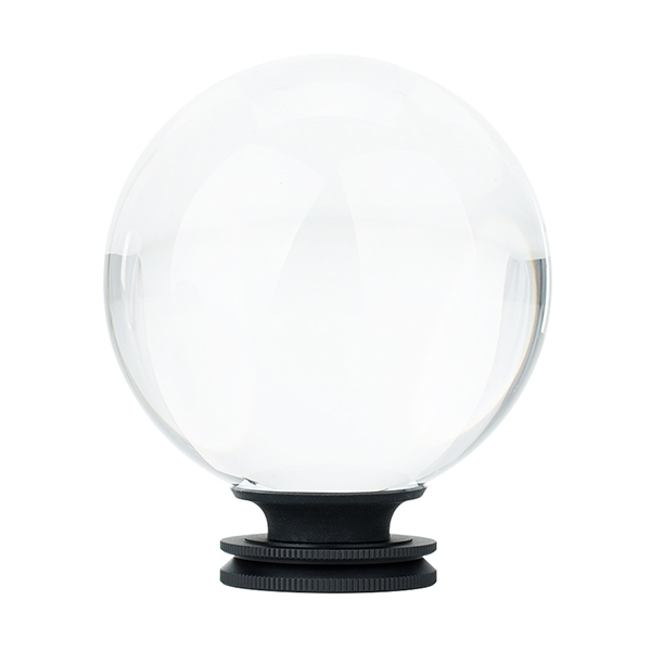 Crystal Ball 80mm avec support