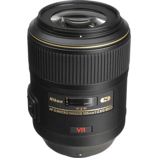 105mm AF-S VR f/2.8G IF-ED MC