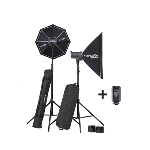 Kit de 2 flashes 400J D-Lite RX 4 - ELI20839.2 + Extension de garantie 2 ans OFFERTE